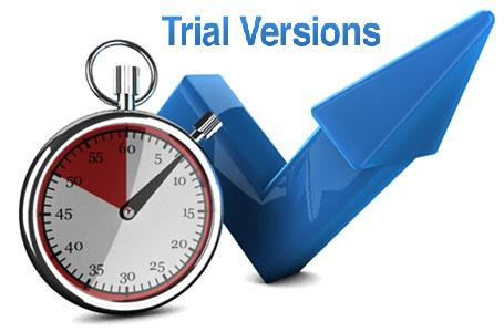 About financial plan software trial periods.